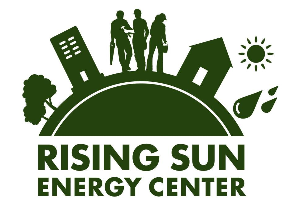 Rising Sun Energy Center Logo