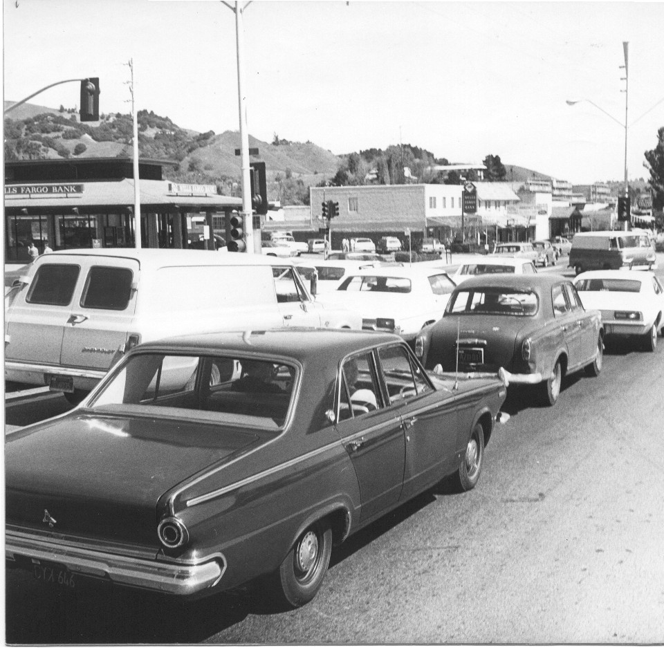 mt diablo blvd.1970