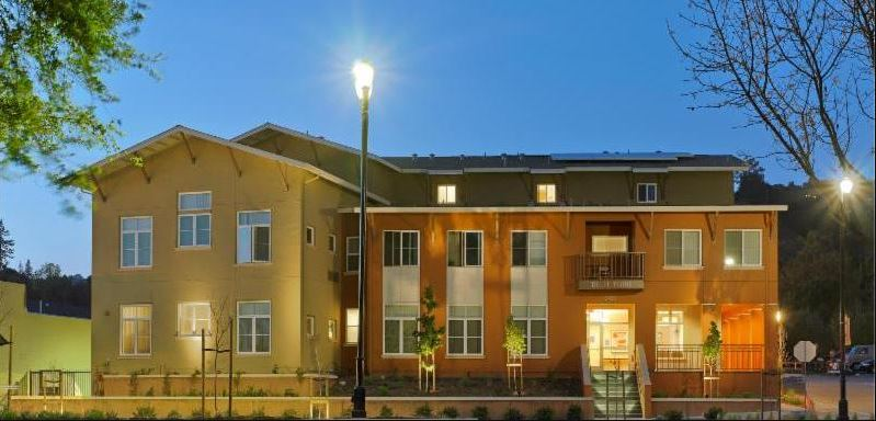 Affordable Housing City Of Lafayette Ca