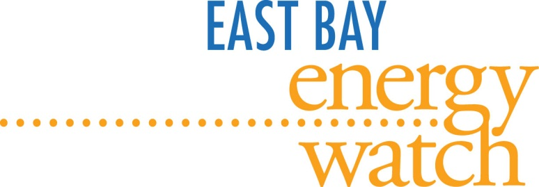East Bay Energy Watch Logo