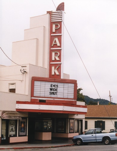 park theater 2000